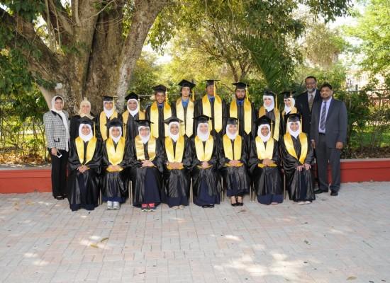 Graduating Class of 2014 – 2015