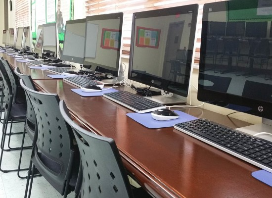 The Computer Lab Goes State-of-the-Art